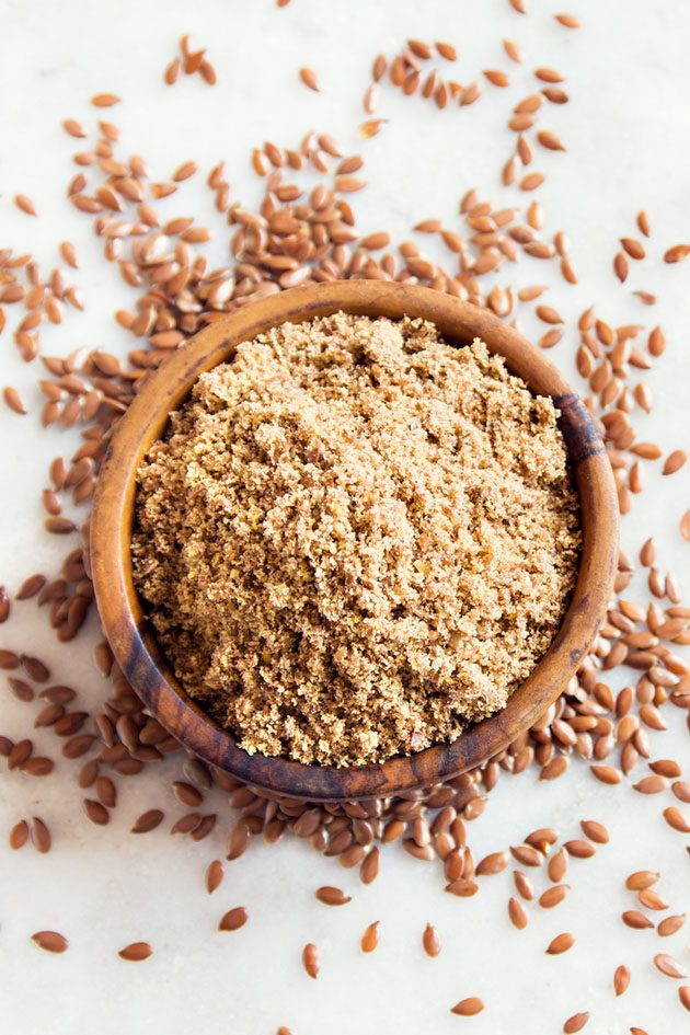 Flaxseed benefits, what is flaxseed, how to use flaxseed, and flaxseed recipes. This is a superfood that is very easy to add to your diet.
