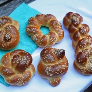 5 Ways to Braid Challah Bread (and a Recipe)