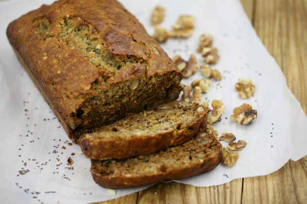 Healthy Banana Bread Recipe Lady Lee S Home