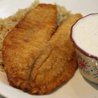 How to Fry Fish the Healthy Way
