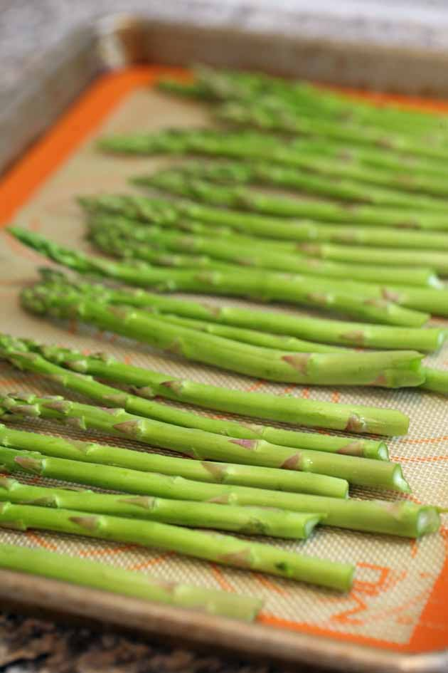 This is a step-by-step picture tutorial on how to plant asparagus crowns and grow asparagus for years. We'll go over how to plant asparagus crowns, how to care for your asparagus plants, and how to harvest asparagus.