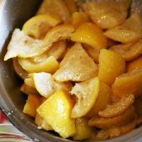 How to Preserve Lemon Peel