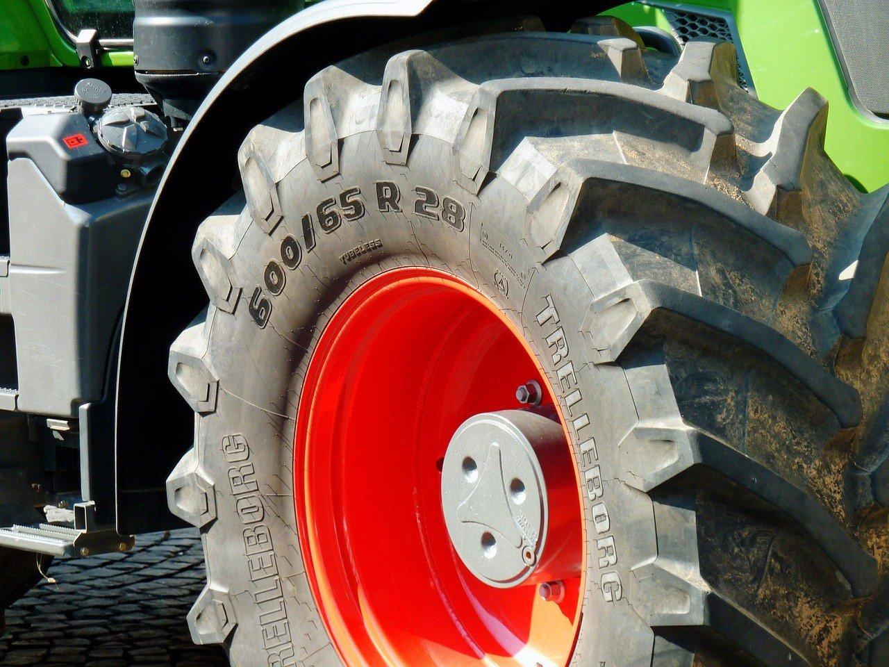 kubota tractor tire repair
