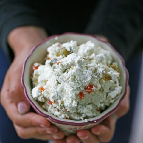 Homemade Soft Cheese Recipe
