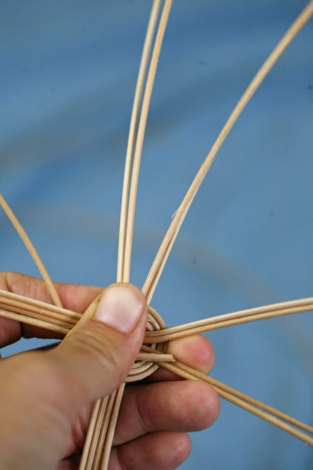 How to Weave a Basket