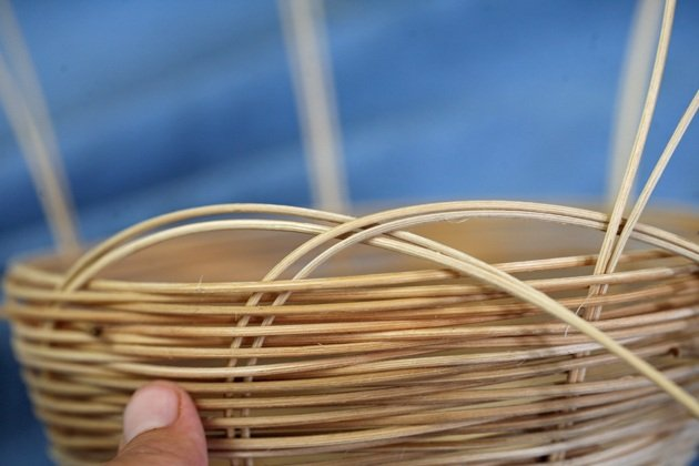 how to make a strong basket