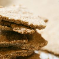 Granola Thins Recipe