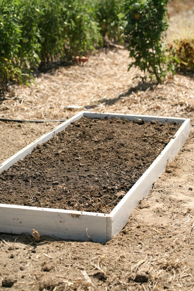 Building Raised Garden Beds. This Is A Simple Way To Build Garden Beds, It