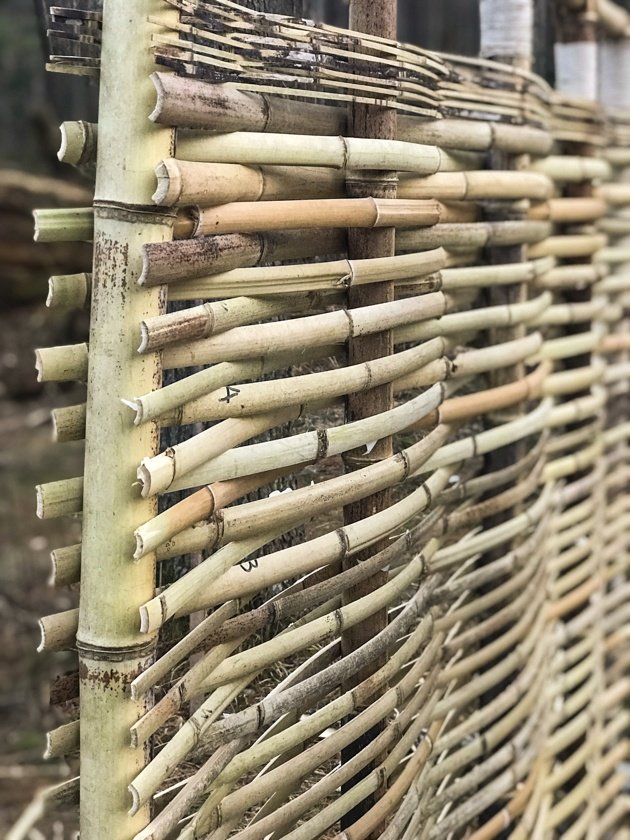 How to Bamboo Fencing