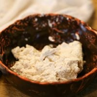 Ricotta From Whey