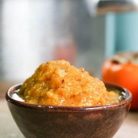Persimmon Jam Recipe